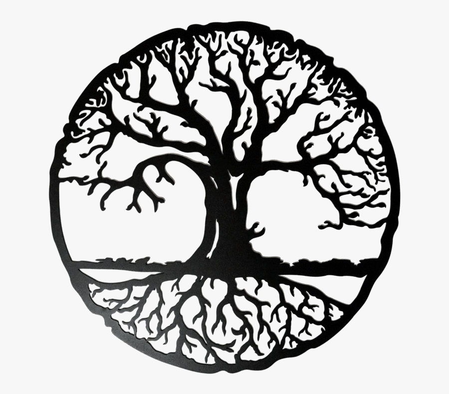 Transparent Tree Of Life Clipart - Tree Of Life Transparent, Transparent Clipart