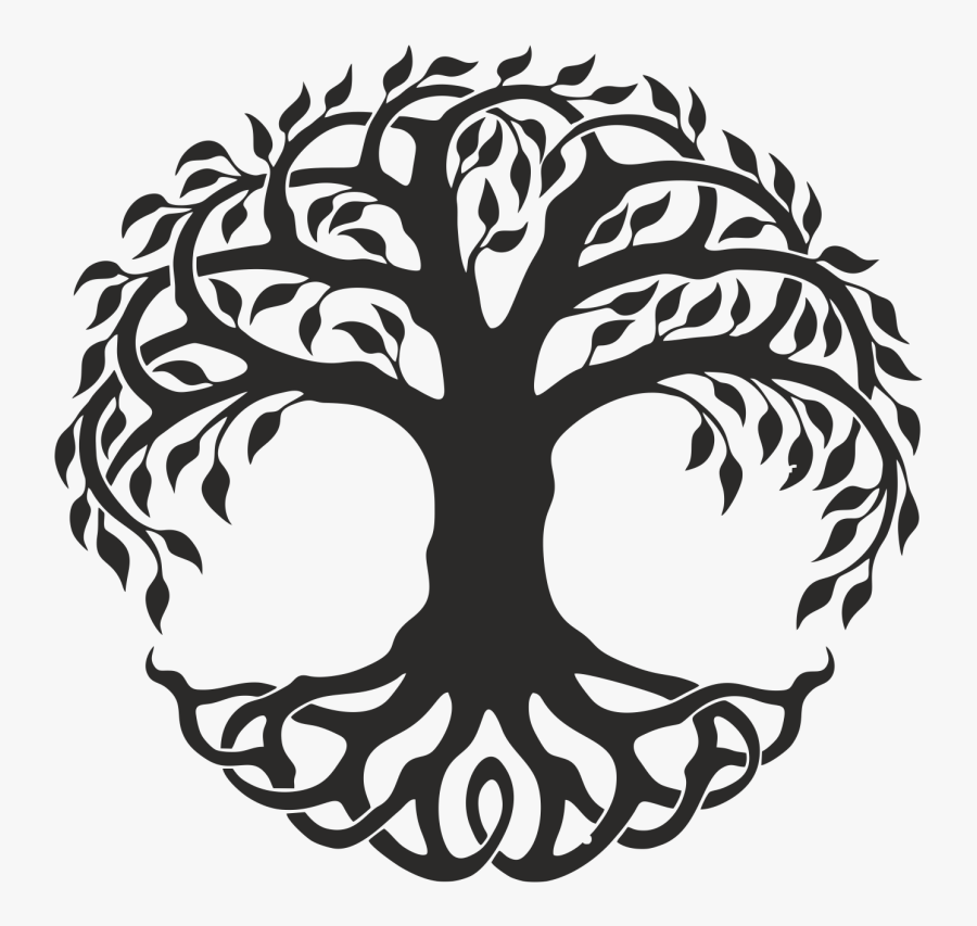 Transparent Celtic Tree Png Celtic Tree Of Life Vector Free Transparent Clipart Clipartkey