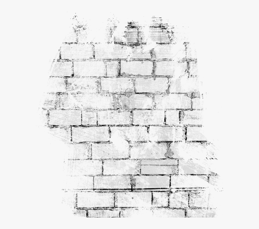 Wall Vintage Stone Black Brick Free Hd Image Clipart - Transparent Background Brick Wall Png, Transparent Clipart