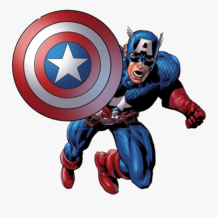 Head Clipart Captain America Captain America Clipart - Captain America Clipart, Transparent Clipart