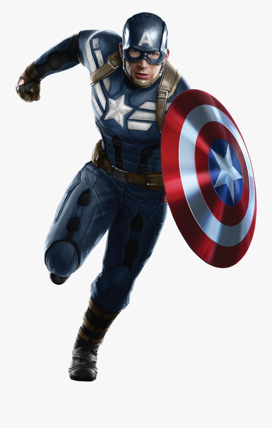 Capitan America Winter Soldier Png, Transparent Clipart