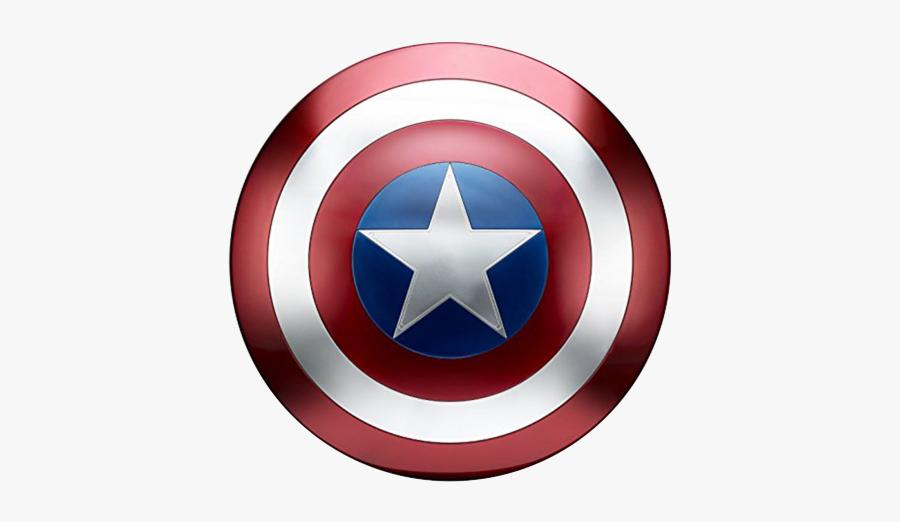 Avengers Marvel Legends Captain America Shield Png - Captain America Shield Png, Transparent Clipart