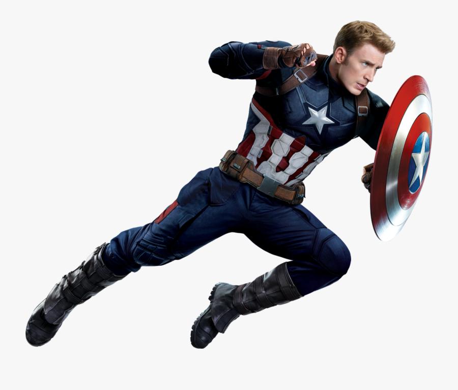 Captain America Civil War Captain America, Transparent Clipart