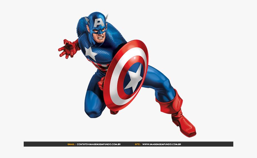Capitao America Png - Marvel Captain America Tattoo, Transparent Clipart