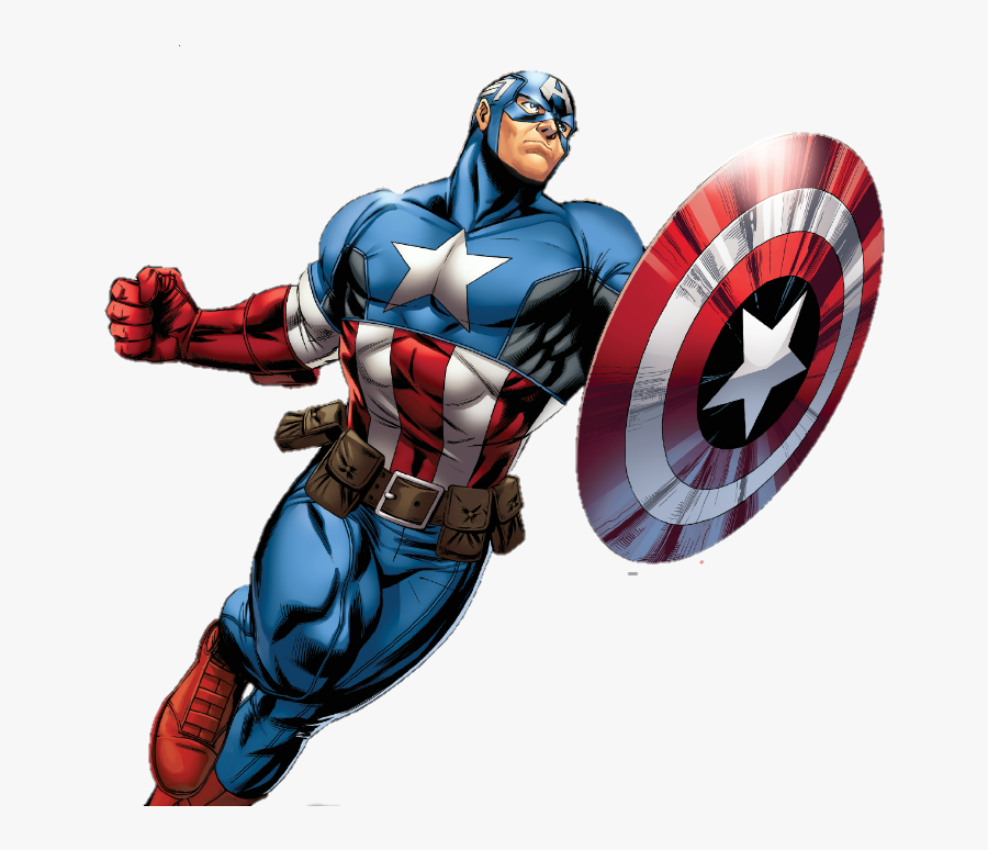 Captain America Png Image - Captain America Comics Png, Transparent Clipart