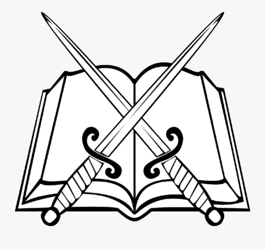 Transparent Parish Picnic Clipart - St Paul The Apostle Symbol, Transparent Clipart