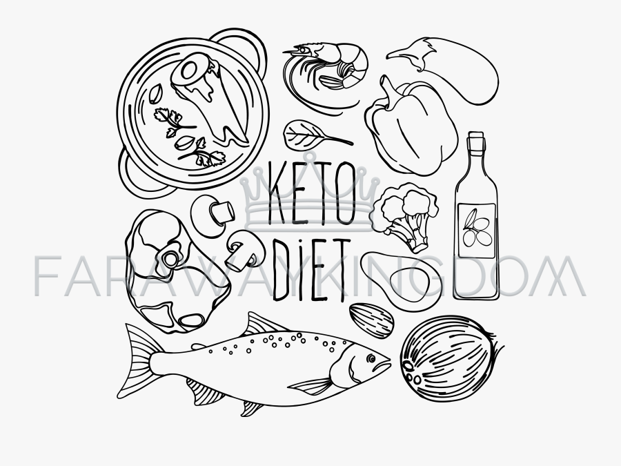 Transparent Food Vector Healthy Food Logo Png Free Transparent Clipart Clipartkey