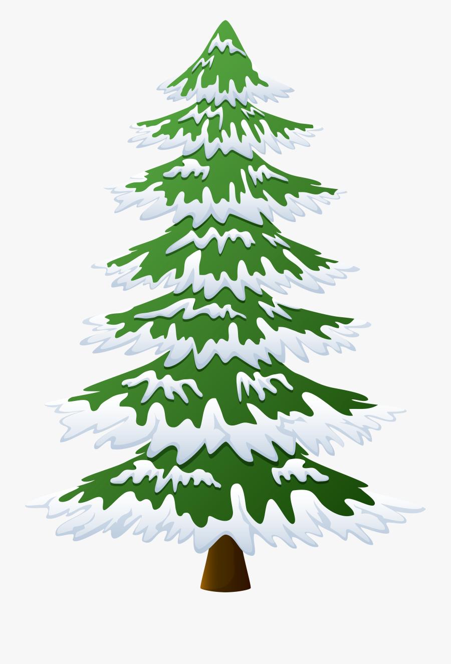 Cartoon Pine Tree Png, Transparent Clipart