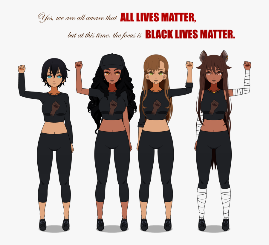 Black Lives Matter Desktop Wallpapers All Lives Matter - Black Lives Matter Backgrounds, Transparent Clipart