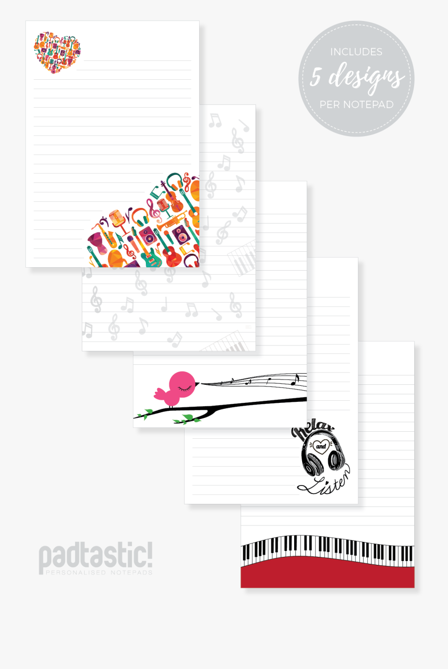 Notepad Clipart Notepad Line - Notepad Designs, Transparent Clipart