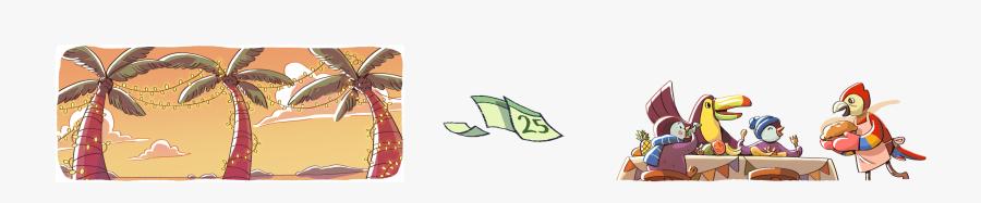 Google Holidays 2017 Doodle, Transparent Clipart