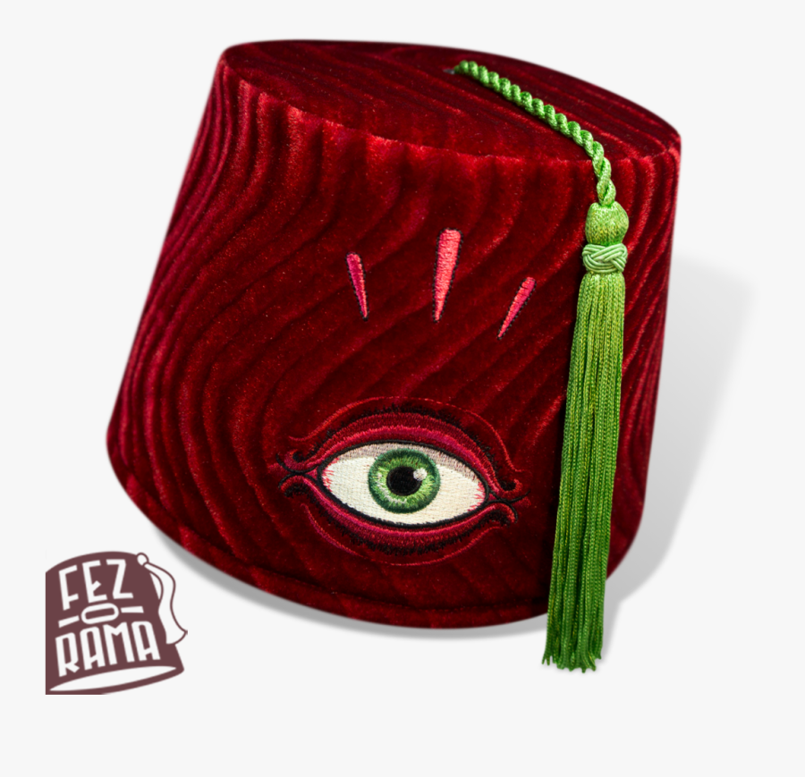 Red and black pez hat, Fez With Black Tassel transparent background PNG  clipart | HiClipart