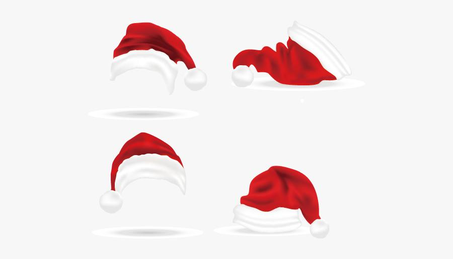 Santa Claus Hat Santa Suit Clip Art - Santa Claus Hat Vector, Transparent Clipart