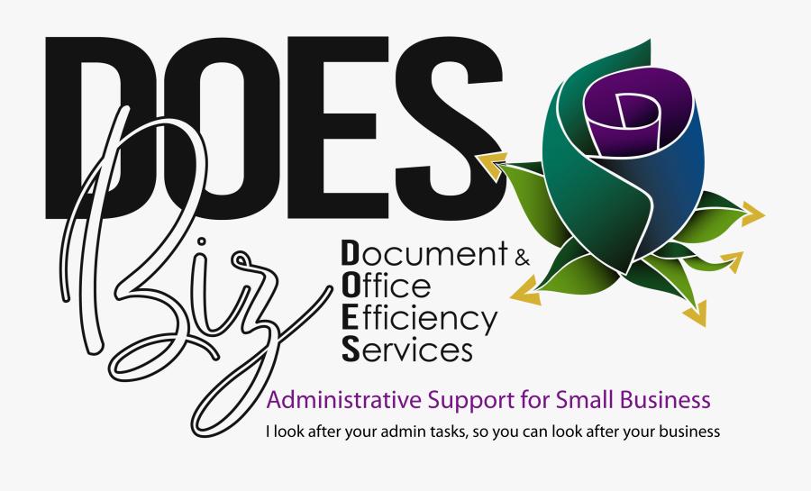 Logo, Rose Davidson, Does Biz, Administrative & Office - Graphic Design, Transparent Clipart