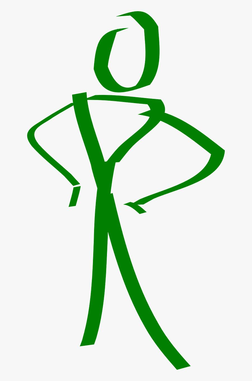 Stick Figure Standing Stick Man Free Photo - Stick Figure Clip Art, Transparent Clipart