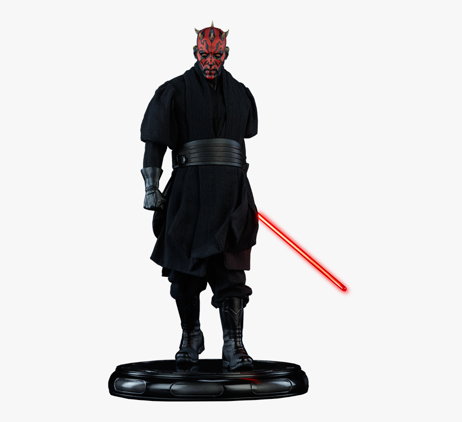 Darth Maul Png - Darth Maul Premium Format Review, Transparent Clipart