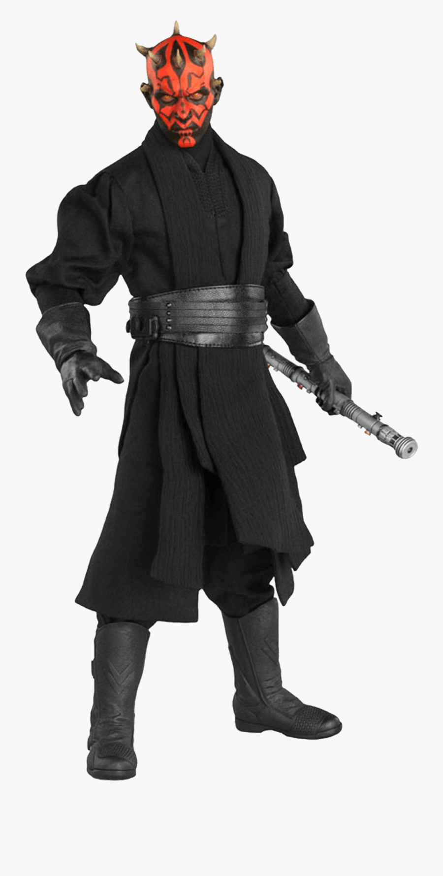 Darth Maul Anakin Skywalker Palpatine Star Wars Sith - Darth Maul Star Wars Png, Transparent Clipart