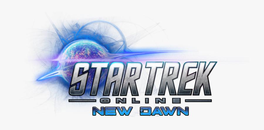 Temporary Star Trek Online - Star Trek Online Logo Png, Transparent Clipart