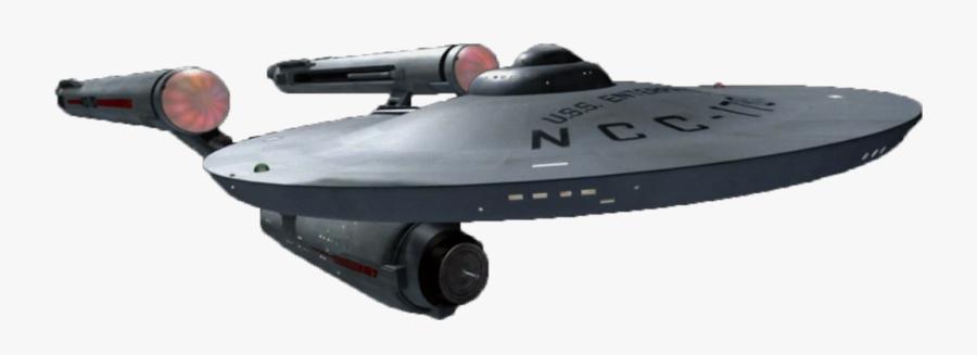 Starship Enterprise Uss Enterprise Star Trek - Enterprise Star Trek Transparent, Transparent Clipart