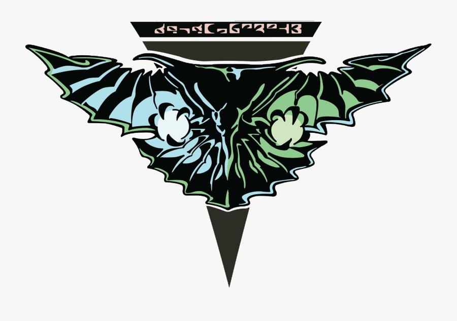 Star Trek Romulan Logo, Transparent Clipart