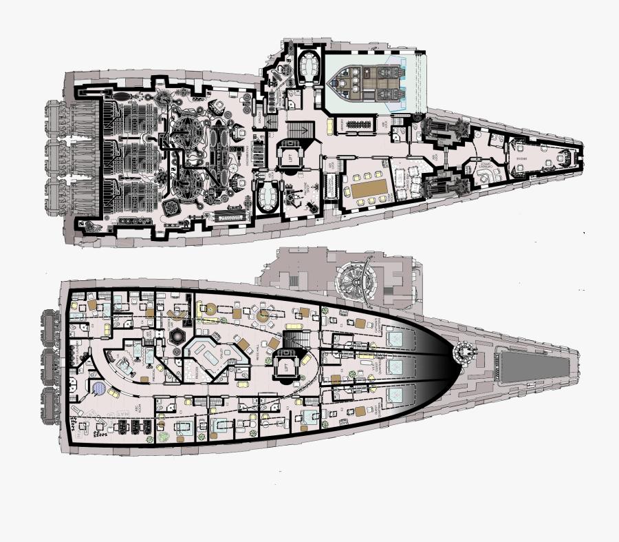Transparent Star Wars Ship Png - Star Wars Rpg Ship Maps, Transparent Clipart