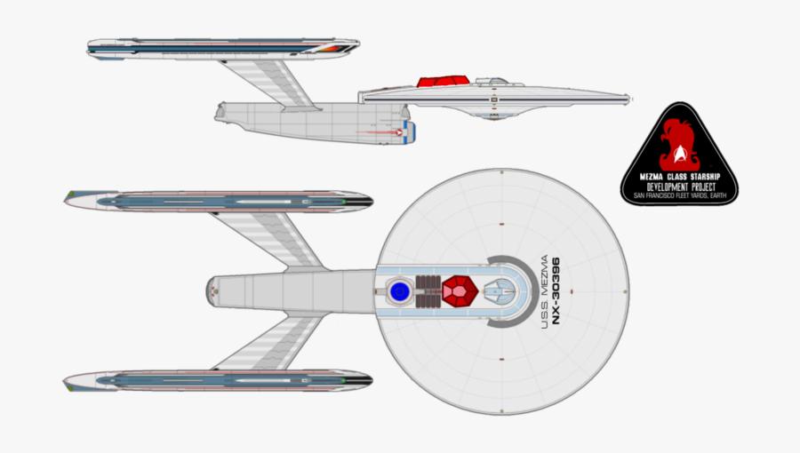 Star Trek Starship Girl, Transparent Clipart