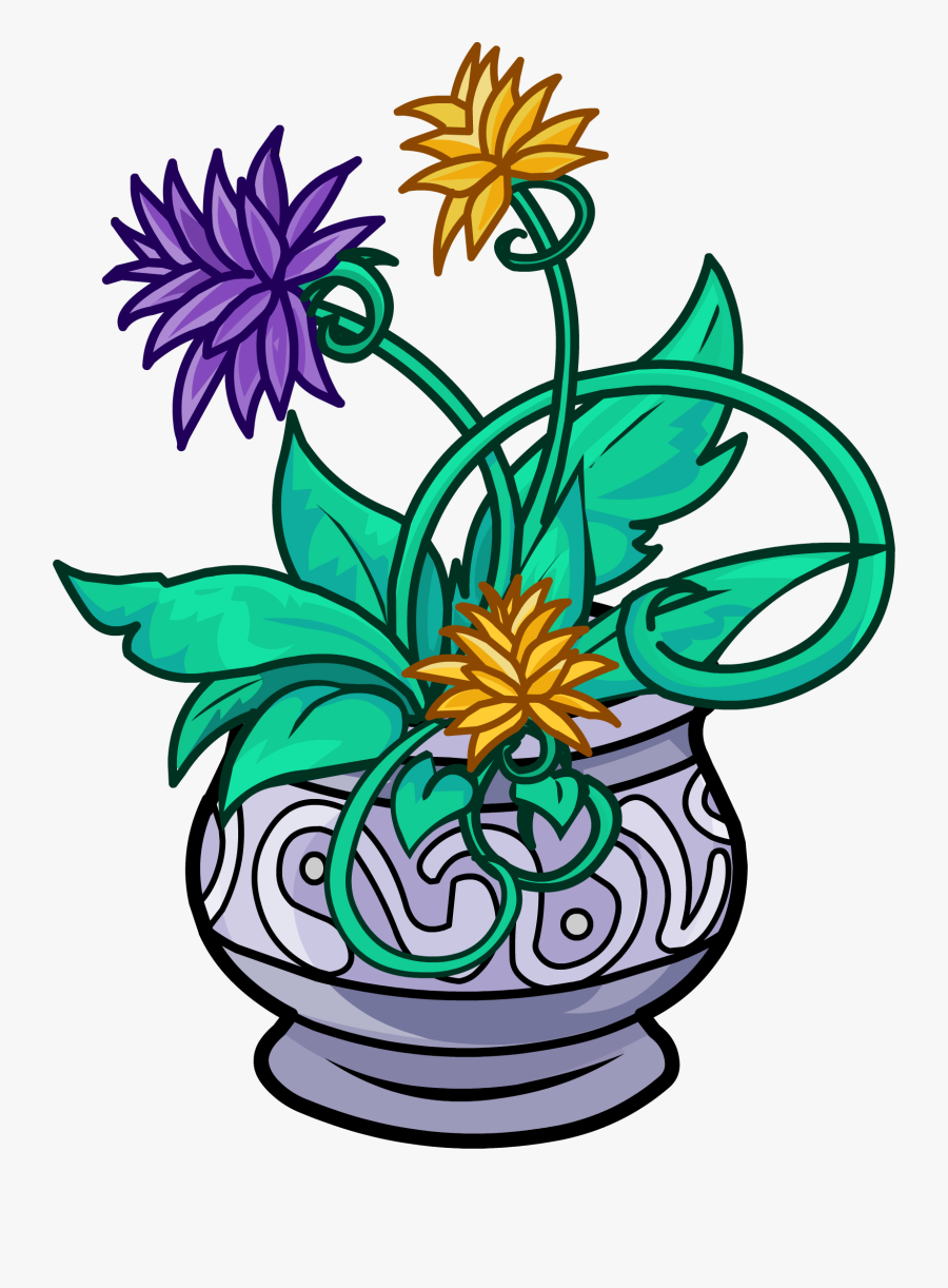 Club Penguin Plants Clipart , Png Download - Club Penguin Plants, Transparent Clipart