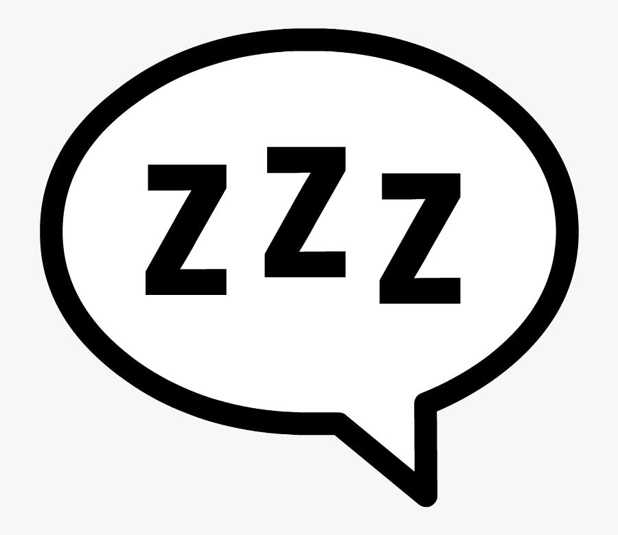 Transparent Zzz Sleep Png - Sleep Transparent Zzz Png, Transparent Clipart
