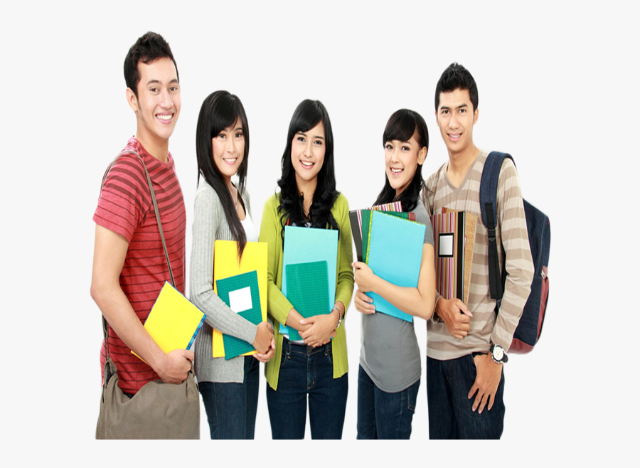 Study In The Usa - Student Group Photo Png, Transparent Clipart