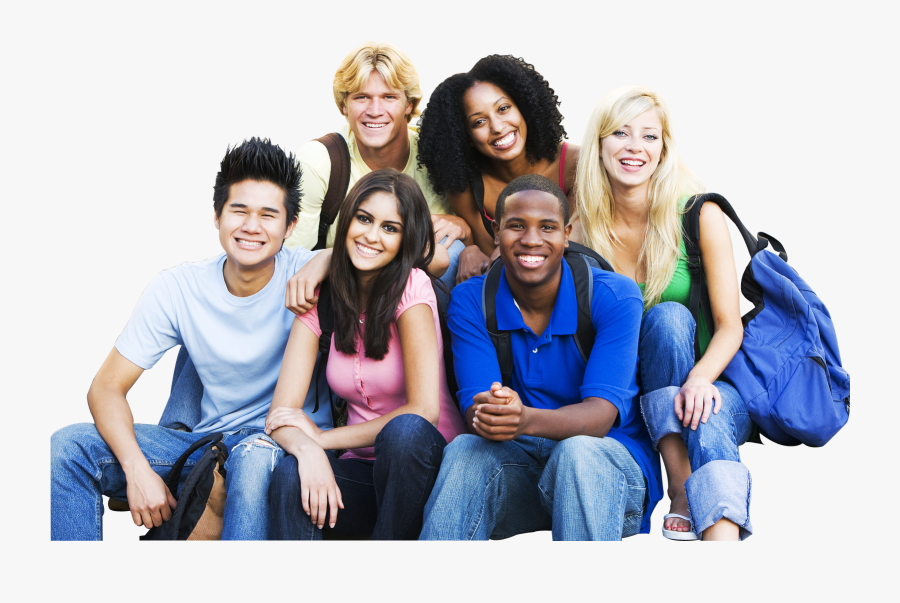 Student Png - High School And College Students, Transparent Clipart
