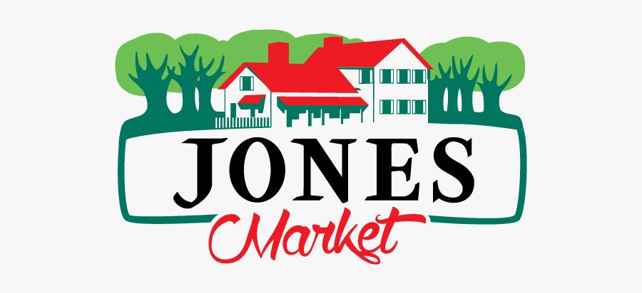 Jones Dairy Farm Logo, Transparent Clipart
