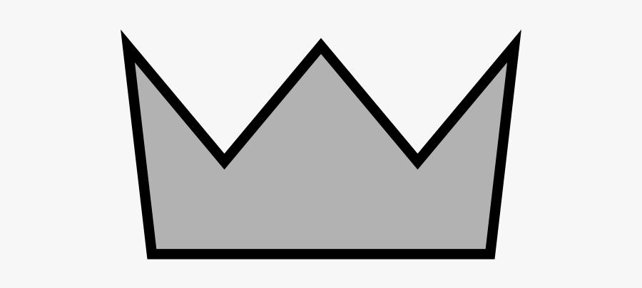 Transparent Silver Crown Clip Art, Transparent Clipart