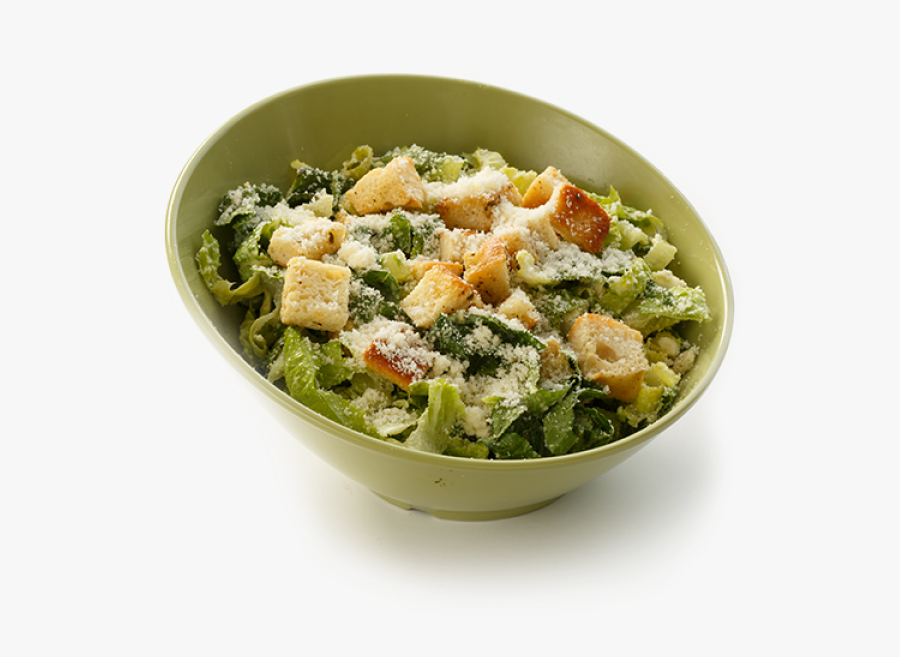 Transparent Romaine Lettuce Png - Caesar Salad, Transparent Clipart
