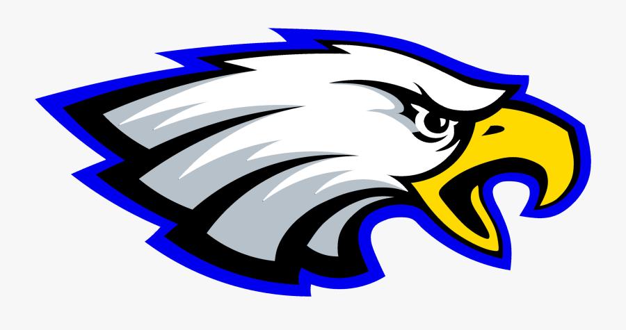 Middletown Christian Eagles - East Lake High School Eagles, Transparent Clipart