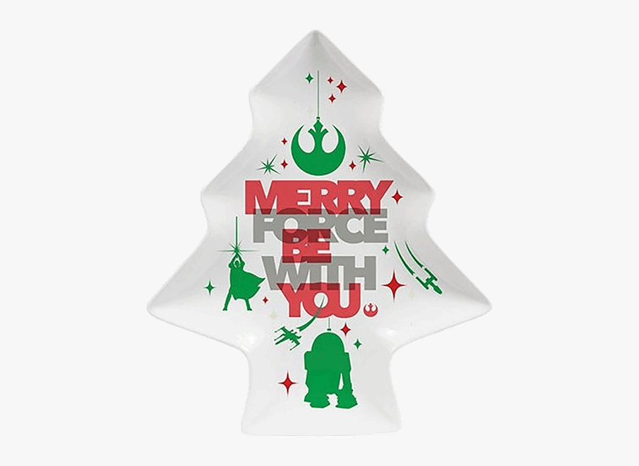 Star Wars Ornaments Png - Christmas Tree, Transparent Clipart