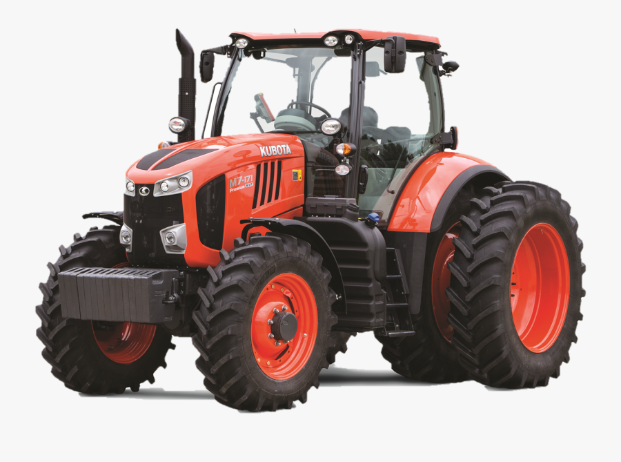 Tractor Drawing Kubota - New Kubota Tractors 2018, Transparent Clipart
