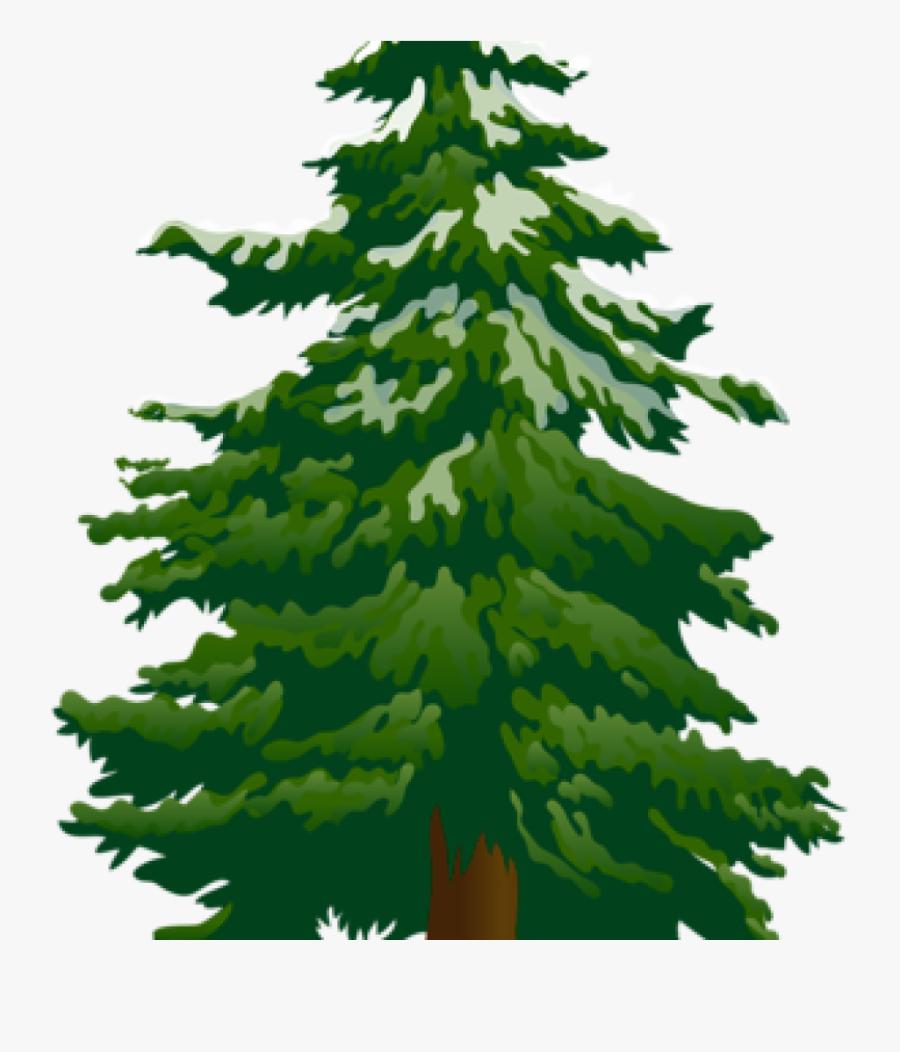 Pine Tree Clip Art Tree Clip Art Snowy Pine Tree Clipart - Pine Tree Clipart, Transparent Clipart