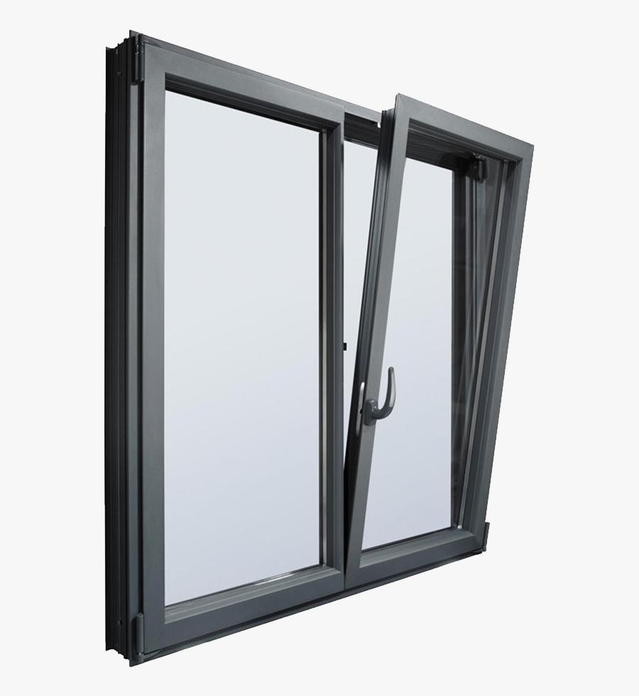 Double Glazed Windows - Aluminium Double Glazed Window, Transparent Clipart