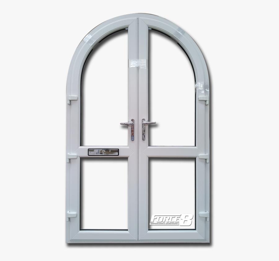 Arch Upvc Window Png, Transparent Clipart