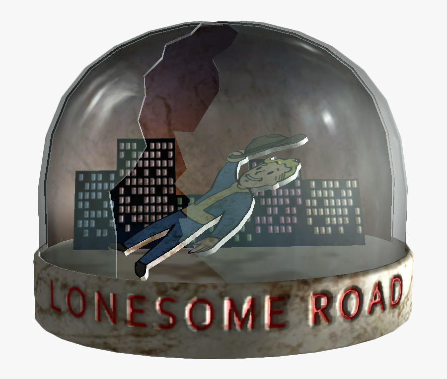 Transparent Snow Globe Png - Snow Globe Like Fallout Vegas, Transparent Clipart