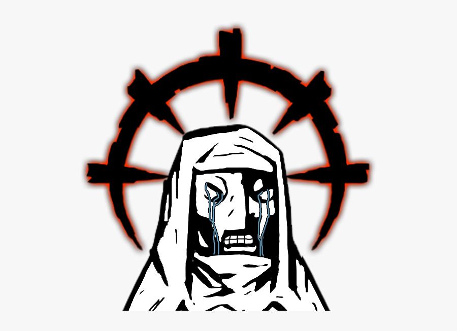 Darkest Dungeon Command & Conquer - Darkest Dungeon Affliction Symbol, Transparent Clipart