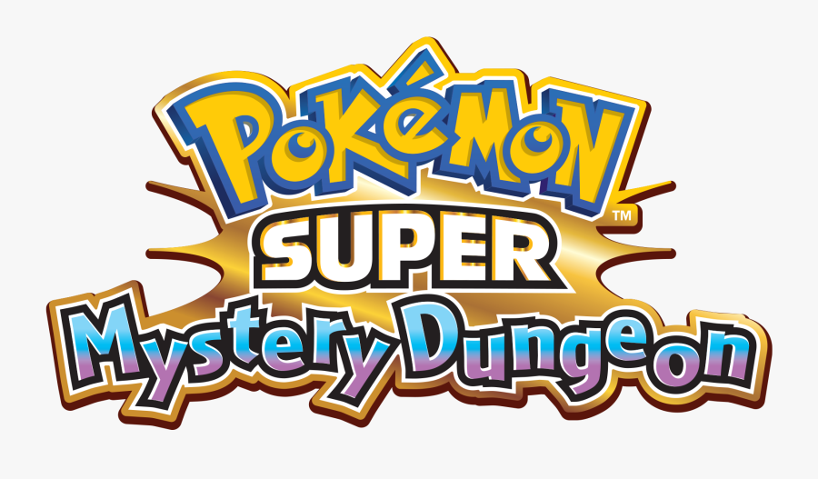 Pokemon Super Mystery Dungeon Background, Transparent Clipart