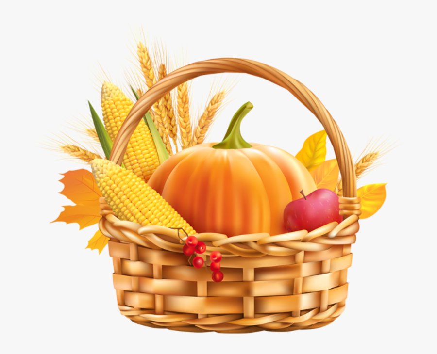 Transparent Background Vegetable Basket Clipart, Transparent Clipart