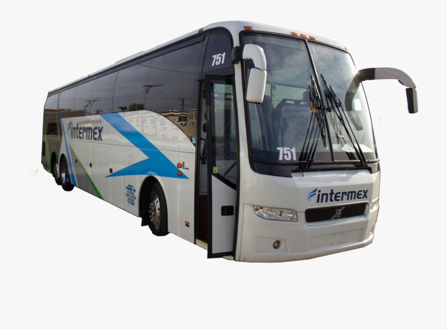 Charter Bus Rental In Barstow, Ca - Tour Bus Service, Transparent Clipart