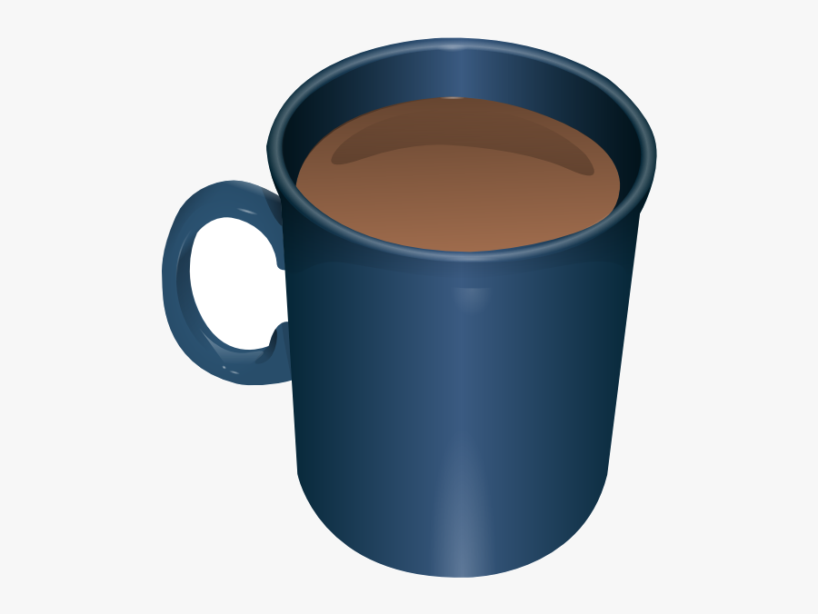 Hot Chocolate Cup Of Clipart Kid Transparent Png - Mug Of Coffee Clipart, Transparent Clipart