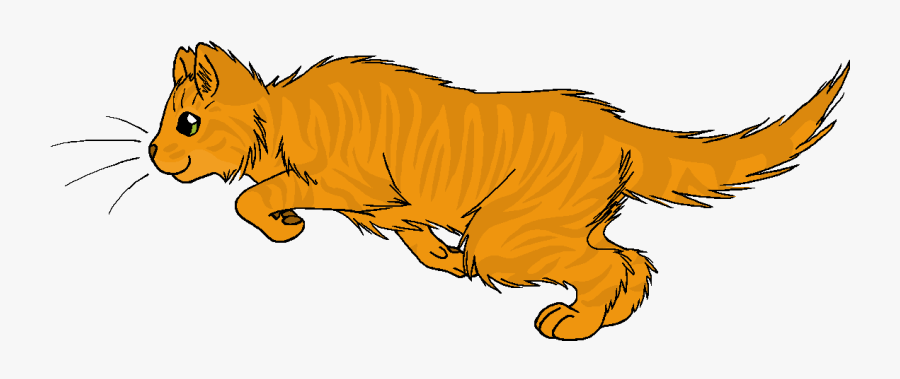 Warrior Cats Weedwhisker Clipart , Png Download - Cherryfall Warrior Cats, Transparent Clipart