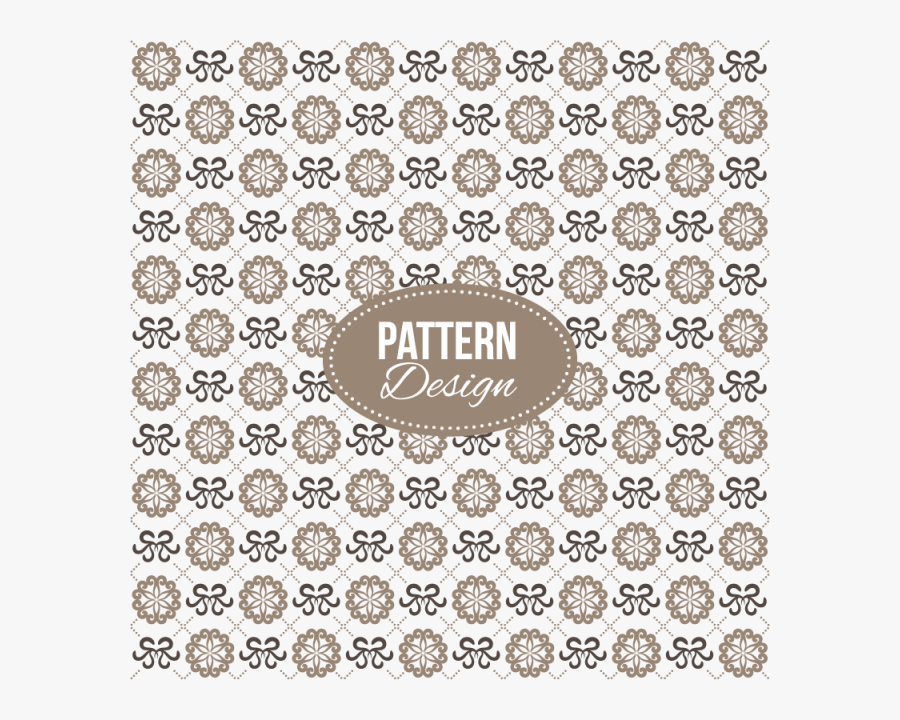 With Ornaments And Mandala - Circle, Transparent Clipart