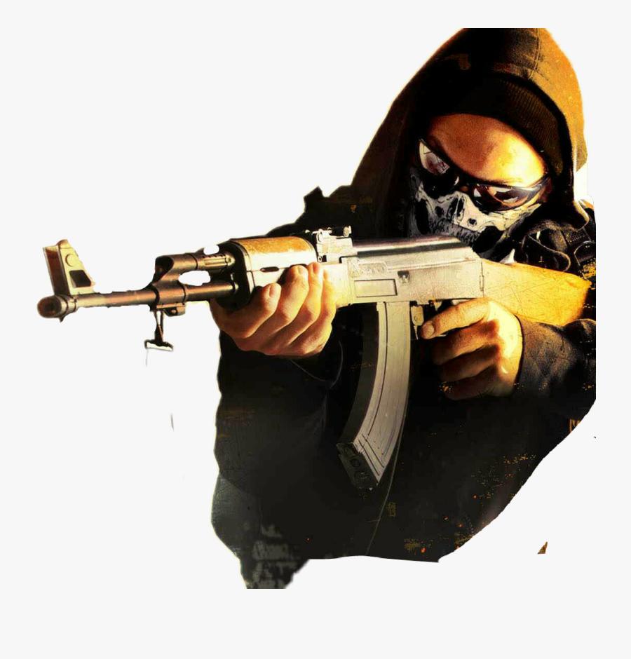 #freestiker #csgo #terrorist - Game Png Cs Go, Transparent Clipart