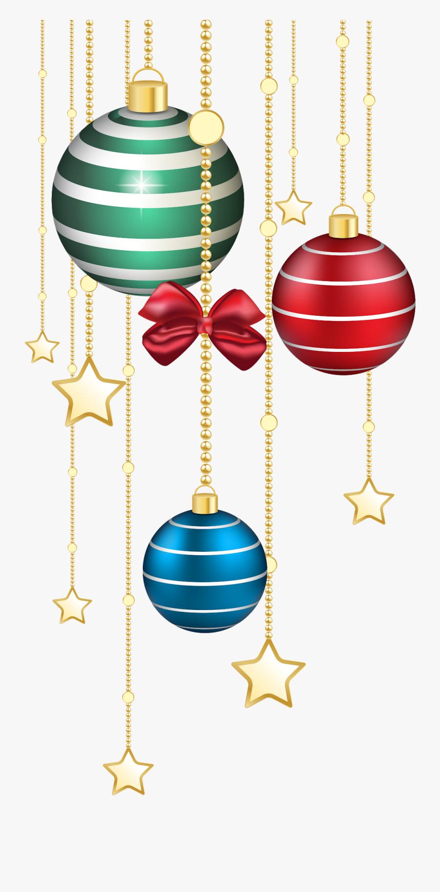 Christmas Clipart, Christmas Balls, Merry Christmas, - Free Christmas Clipart Ornaments, Transparent Clipart