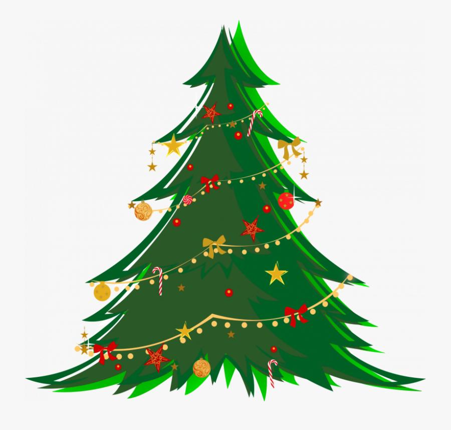 Transparent Hanging Ornament Clipart - Transparent Christmas Tree Clip Art, Transparent Clipart